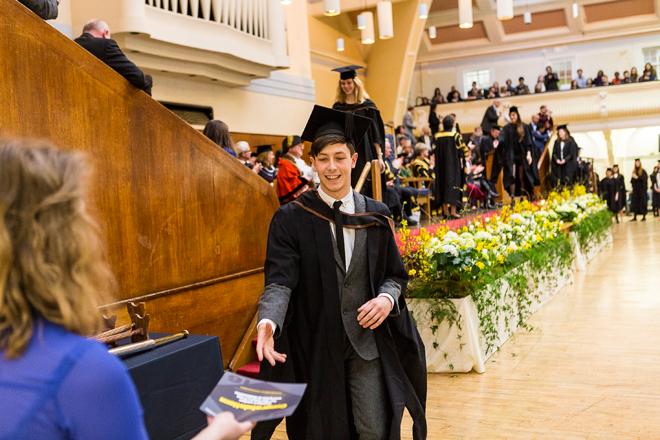 Goldsmiths, University of London, Graduation Ceremony 2016